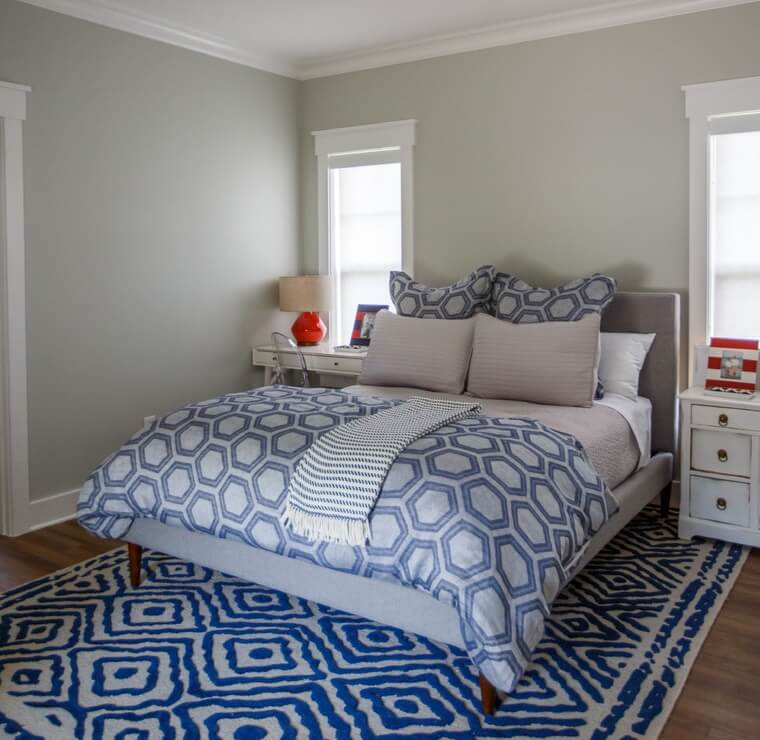 Ponte Vedra Beach House Bedroom