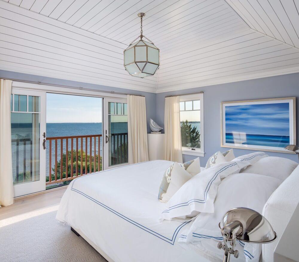 Southampton New York Beach House Bedroom 2
