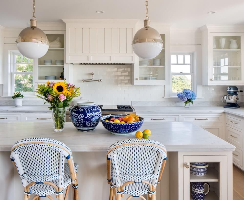 Southampton New York Beach House Kitchen