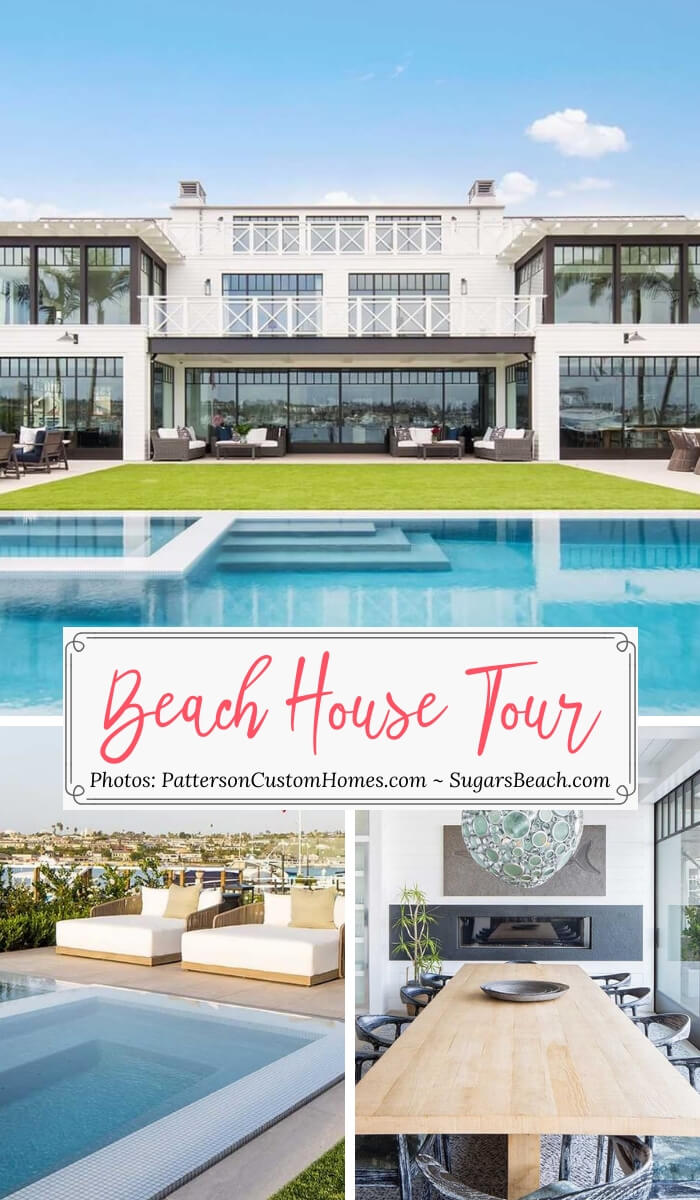Balboa Peninsula Beach Home Tour Pin 2
