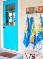 Lake Worth FL Bungalow Front Door