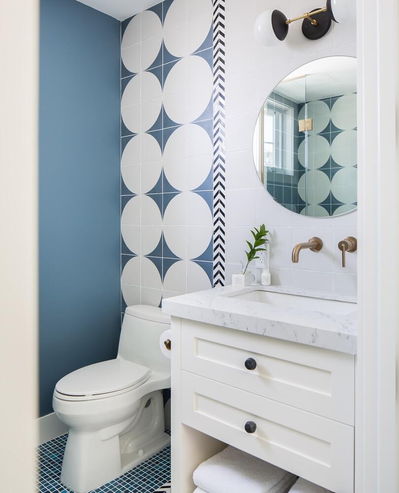 Newport Beach California Beach Bathroom