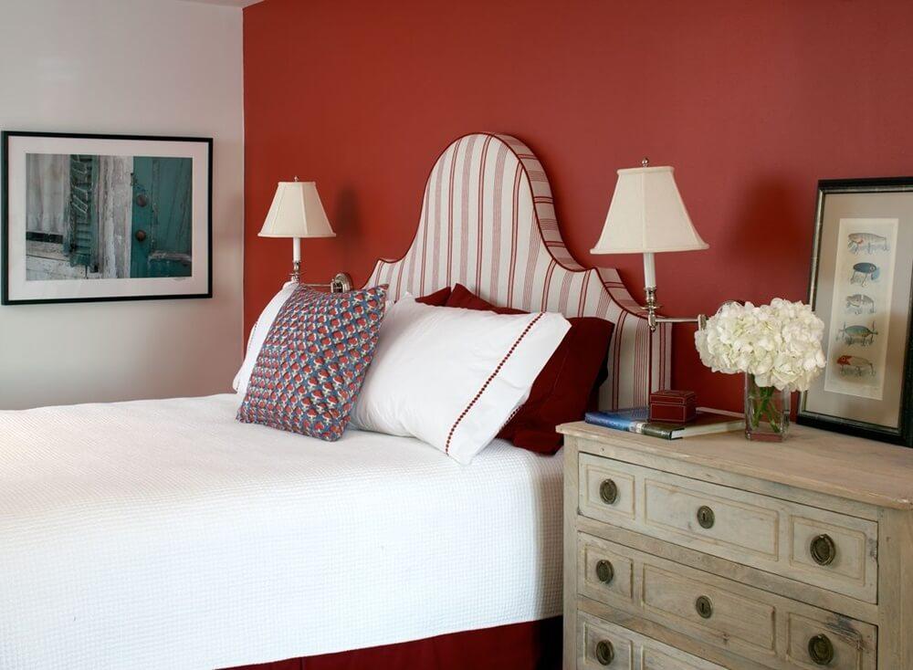Boston Massachusetts Beach House Guest Bedroom 1