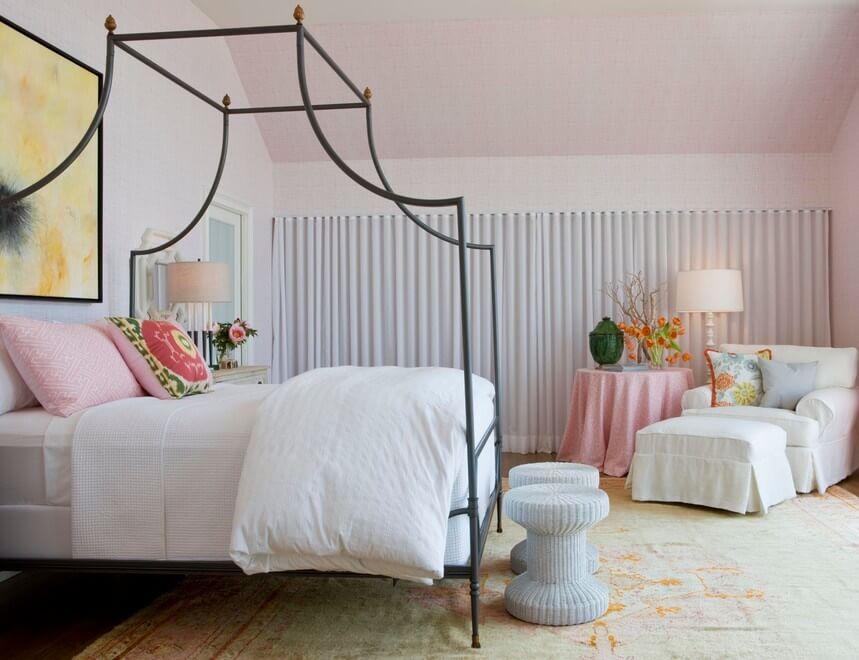 Boston Massachusetts Beach House Master Bedroom