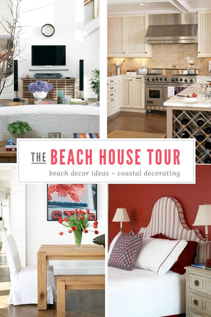 Boston Massachusetts Beach House Tour Pin 1