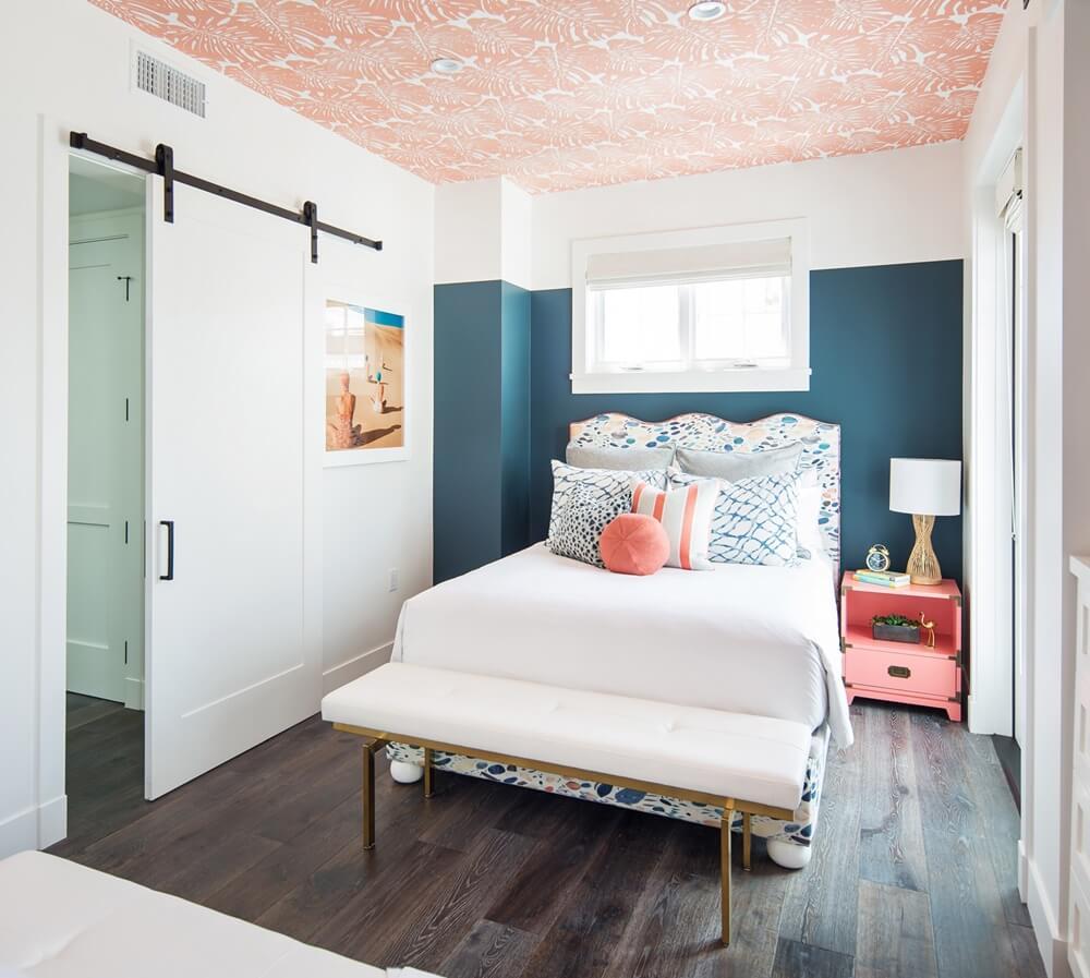 Newport Beach California Beach Guest Bedroom