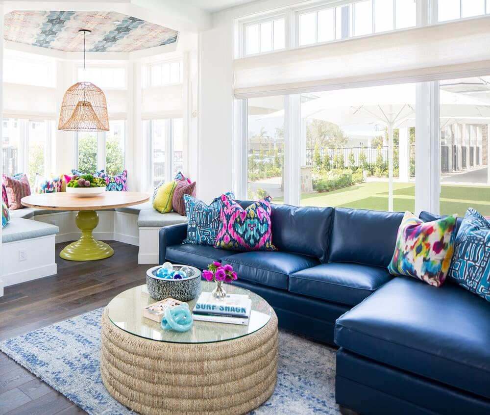 Newport Beach California Beach Living Room
