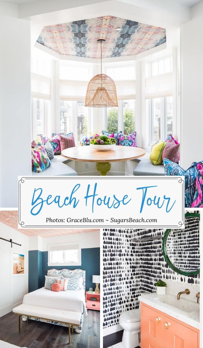 Newport Beach California Beach Home tour