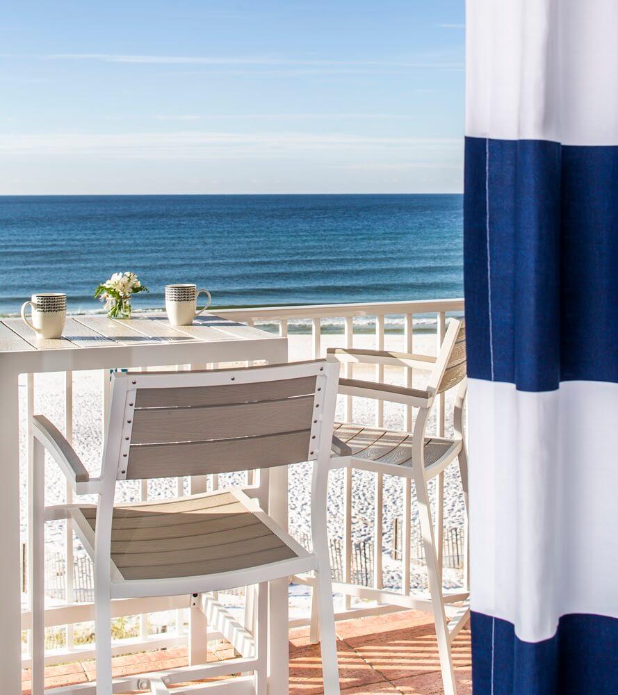 Seagrove Beach Florida Balcony