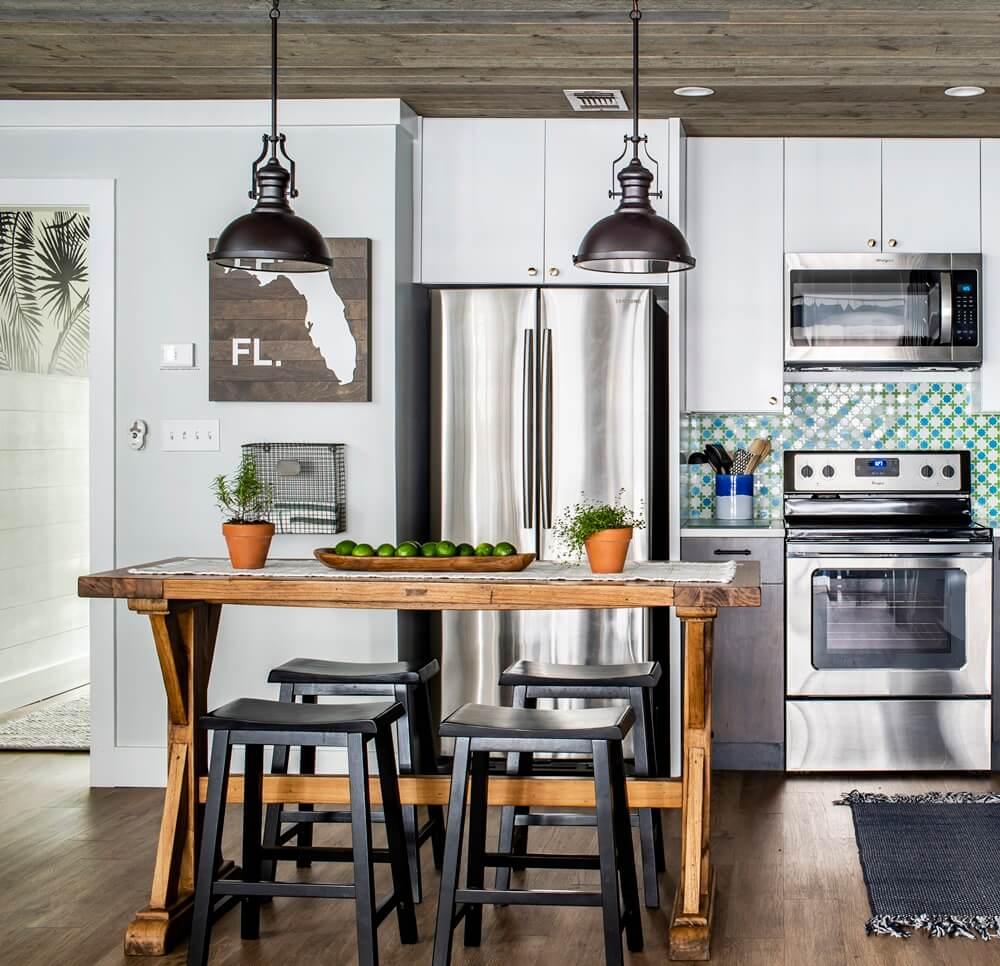 Seagrove Beach Florida Eat-in Kitchen