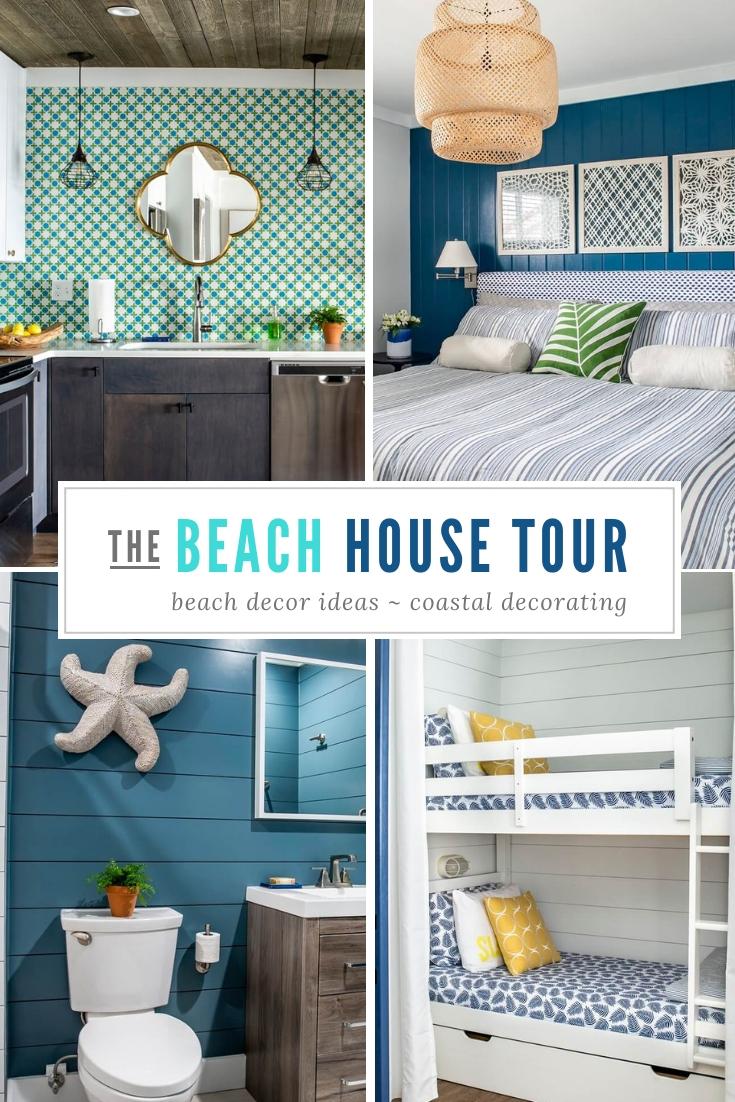Seagrove Beach Florida Home Tour