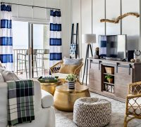 Seagrove Beach Florida Living Room