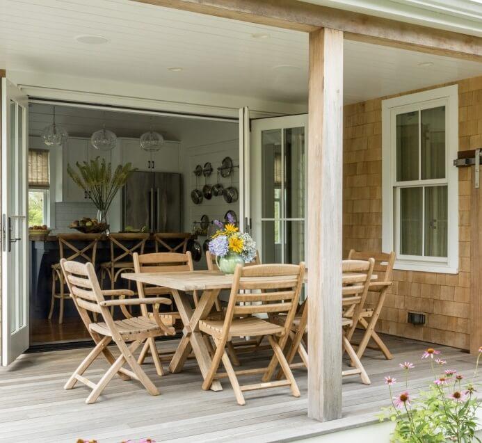 Vineyard Haven Deck