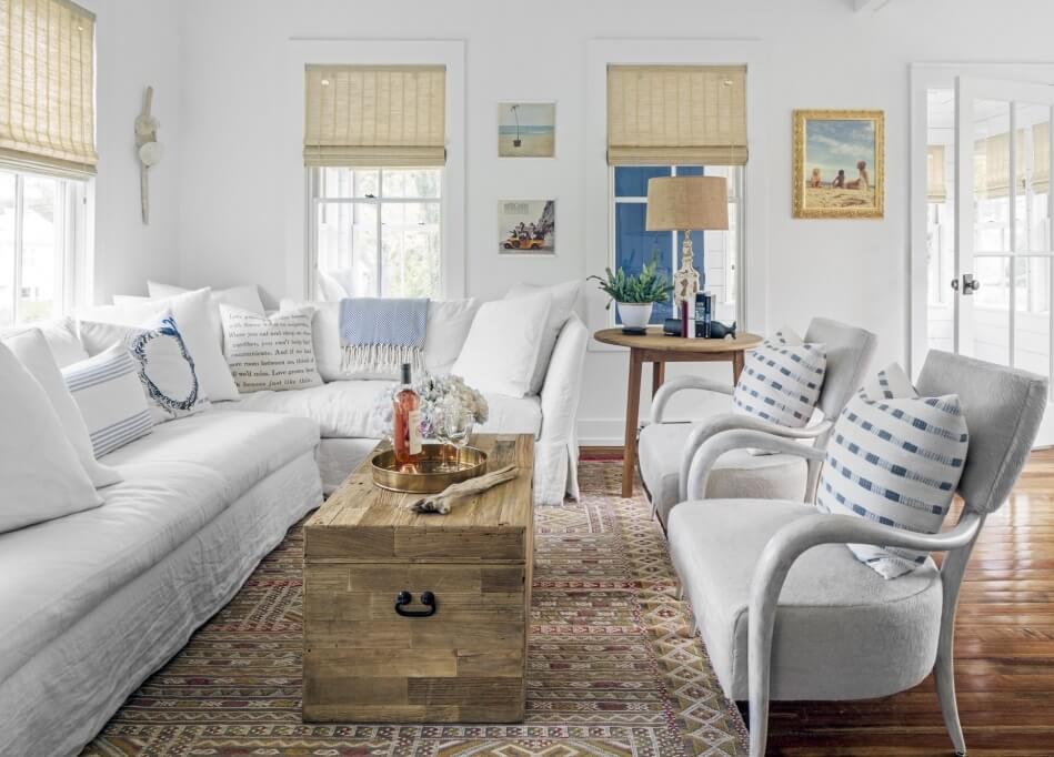 Vineyard Haven Living Room