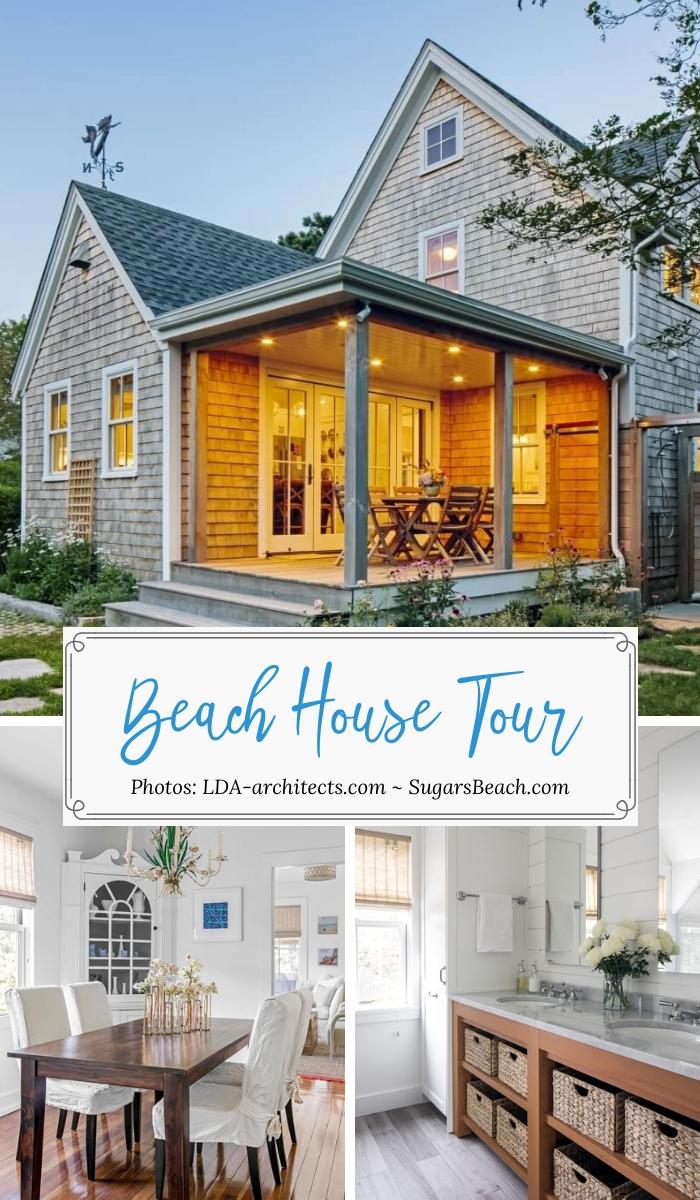 Vineyard Haven Massachusetts Cottage Tour