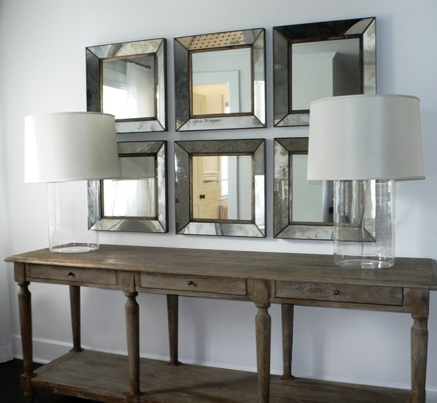 East Hampton New York Hallway Console