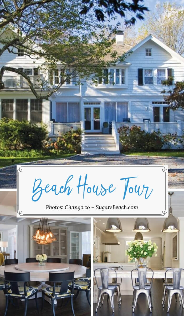 East Hampton New York Beach House Tour