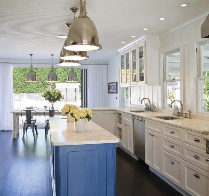 East Hampton New York Kitchen