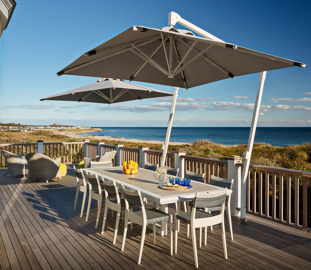 Montauk New York Beach House Balcony