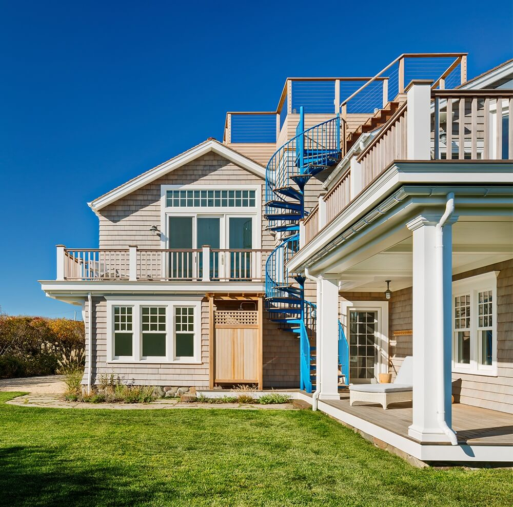 Montauk New York Beach House Exterior