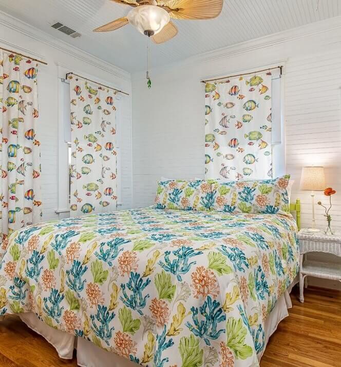Tybee Island Georgia Bedroom