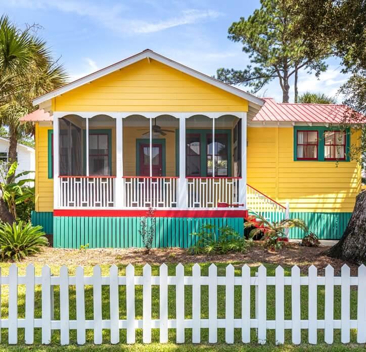 Tybee Island Georgia Exterior