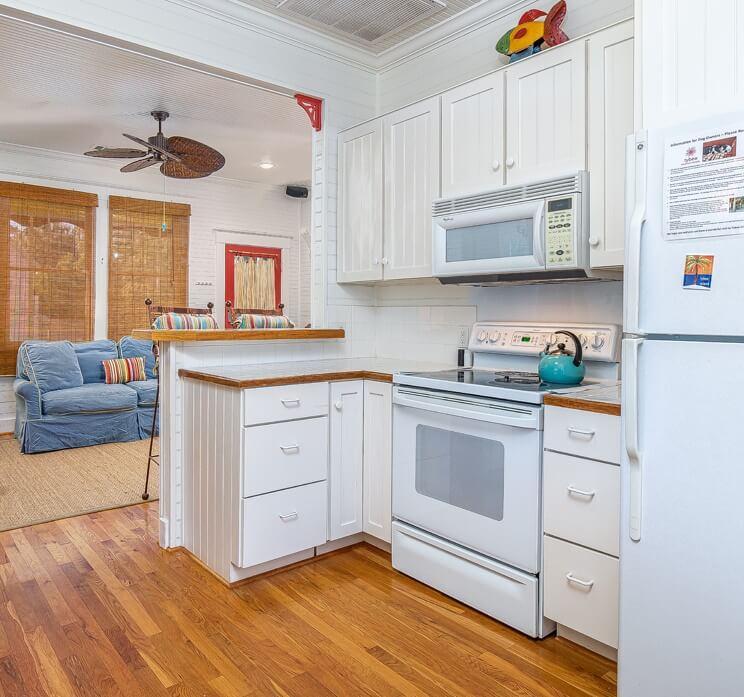 Tybee Island Georgia Kitchen
