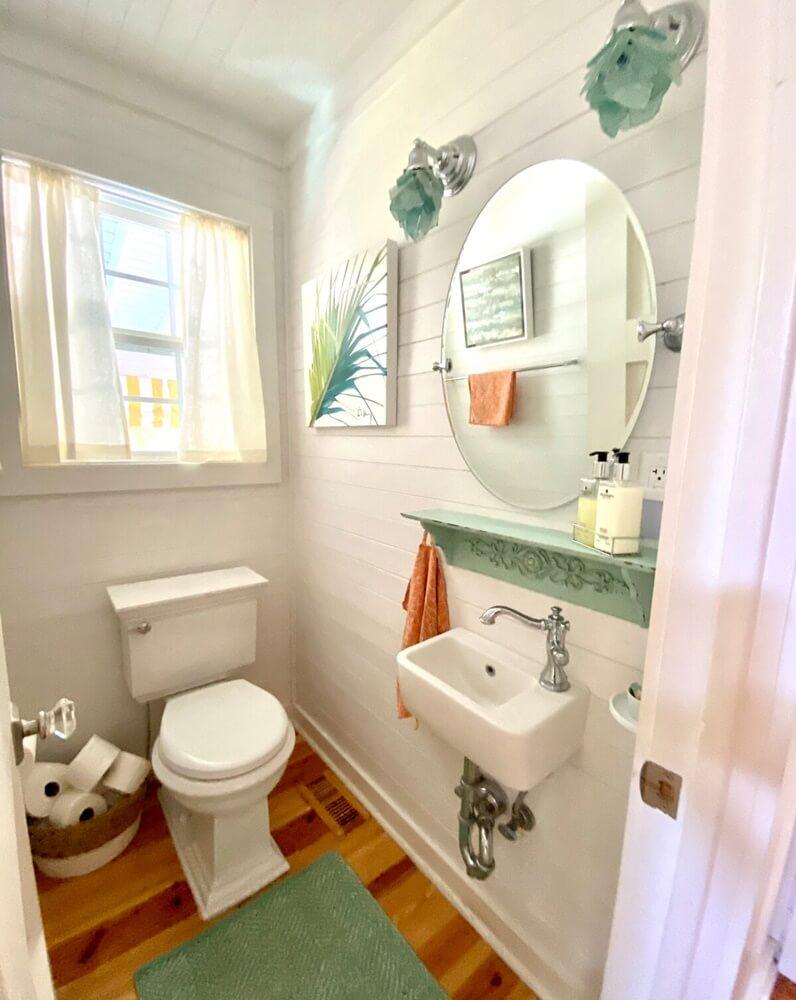 Southern Conch Bathroom