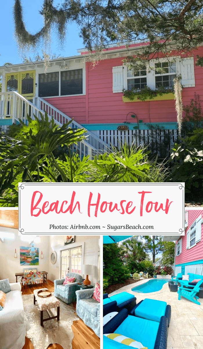 Southern Conch Beach Cottage Tour