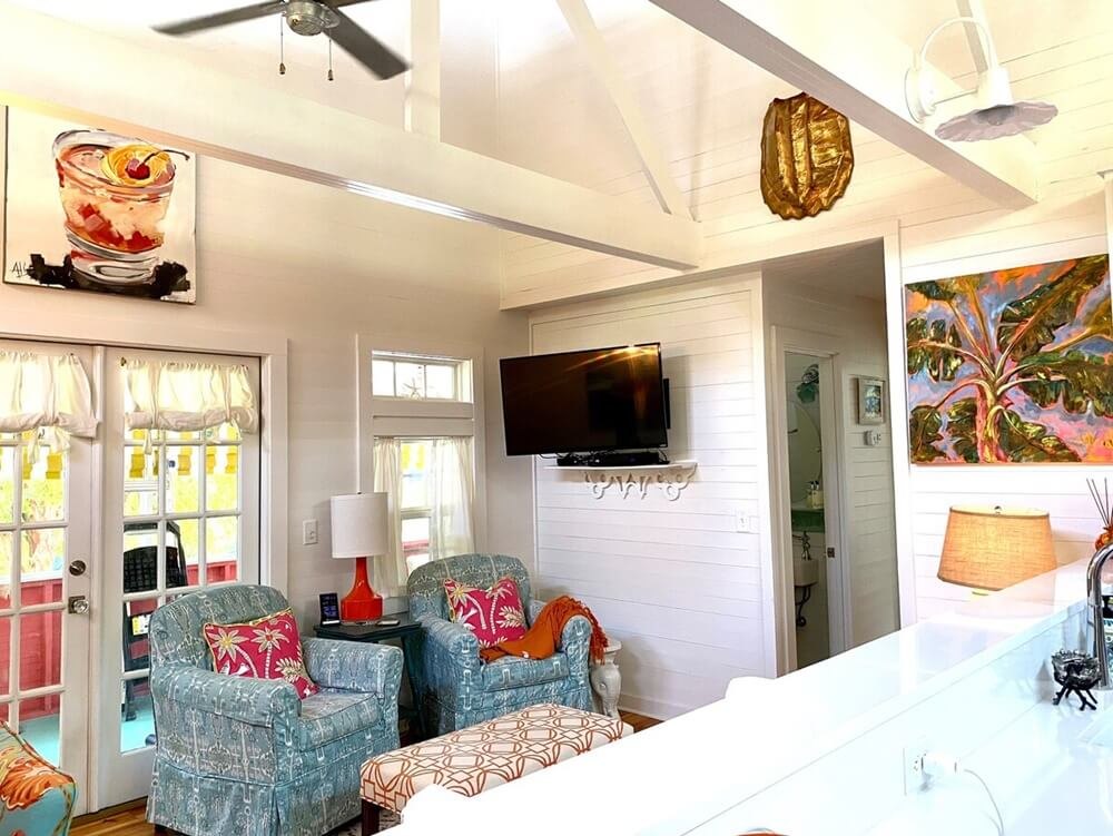 Southern Conch Living Area