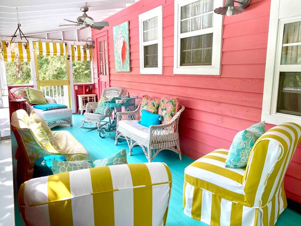 Southern Conch Porch 1