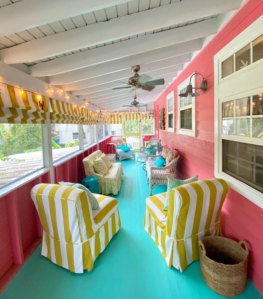 Southern Conch Porch