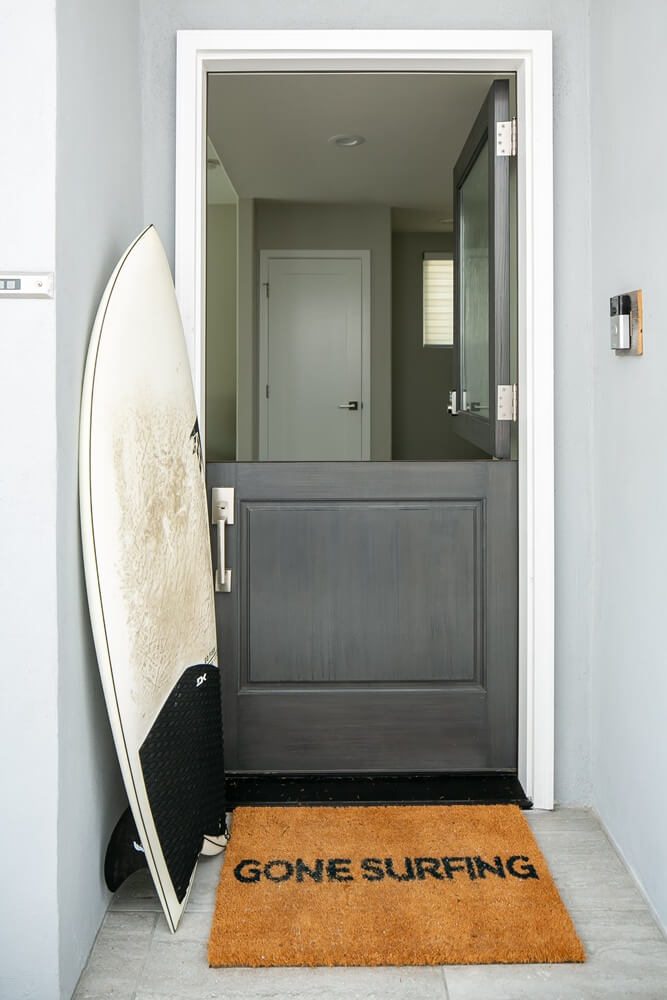 Huntington Beach California Front Door