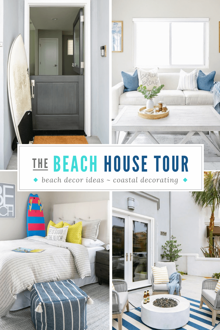 Huntington Beach California House Tour